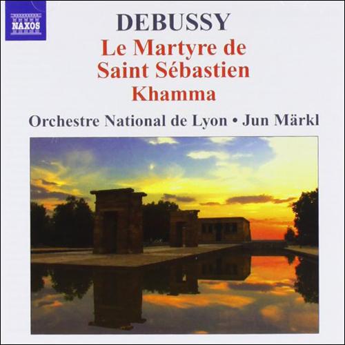 Debussy Martyre 2010