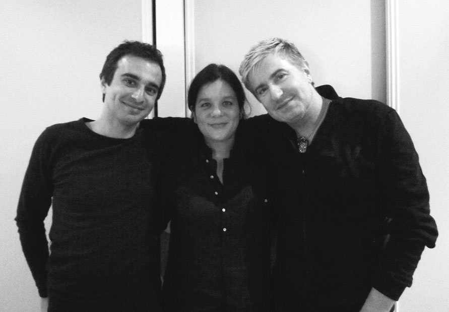 With Jennifer Gilbert & Jean-Yves-Thibaudet